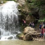 Водопад Шум на реке Руфабго