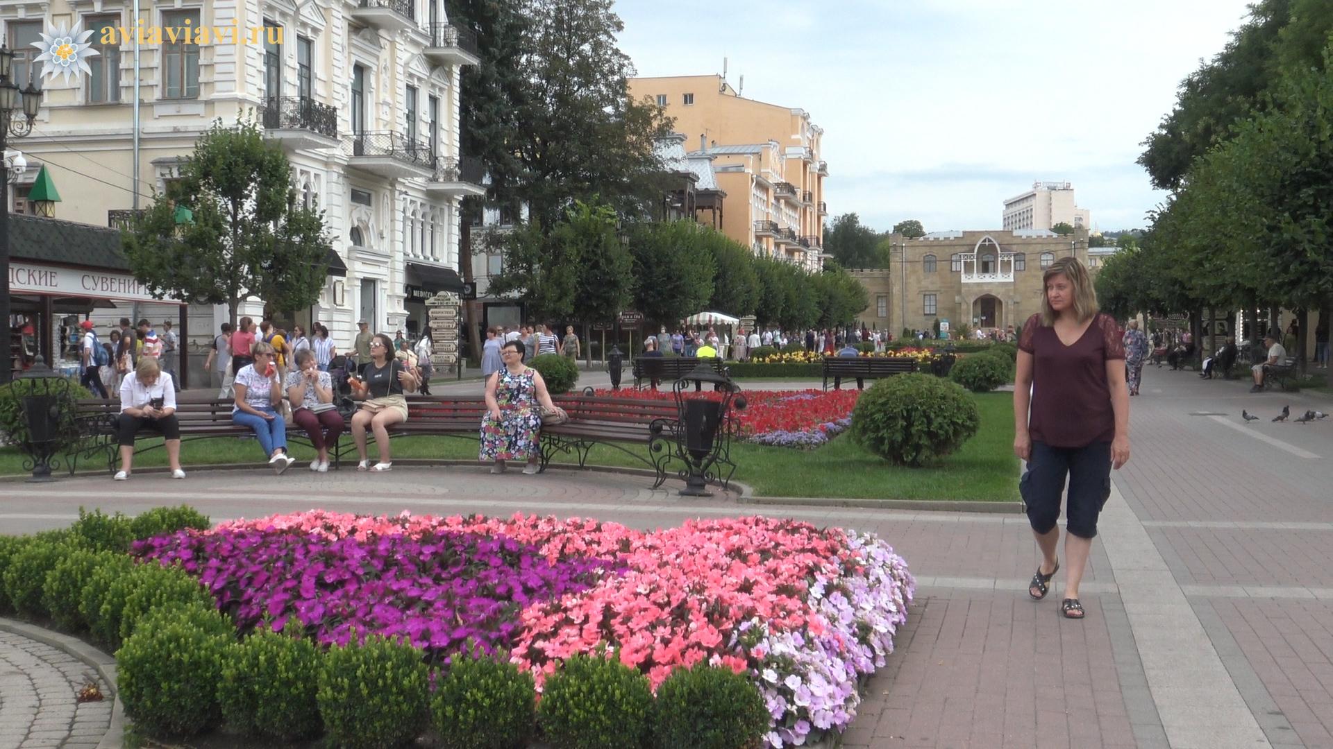Отдых в Кисловодска