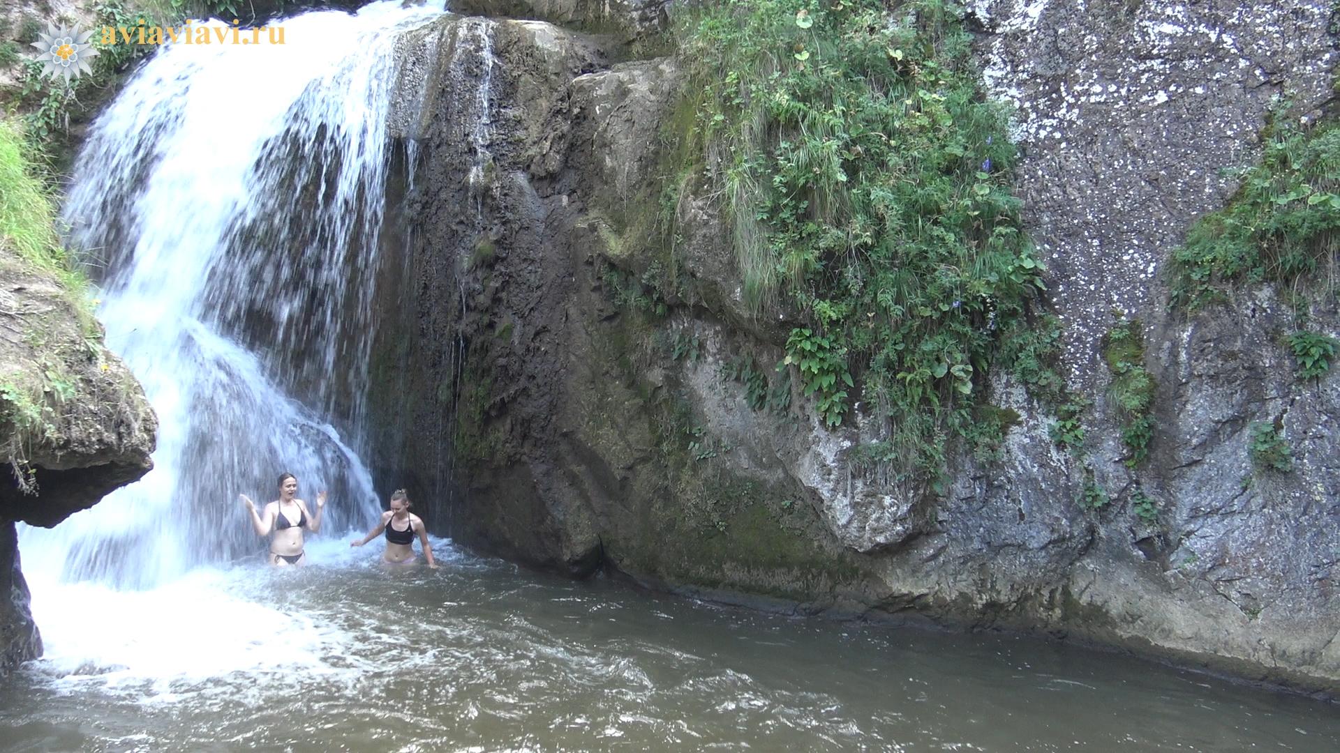 Медовые водопады. Кисловодск