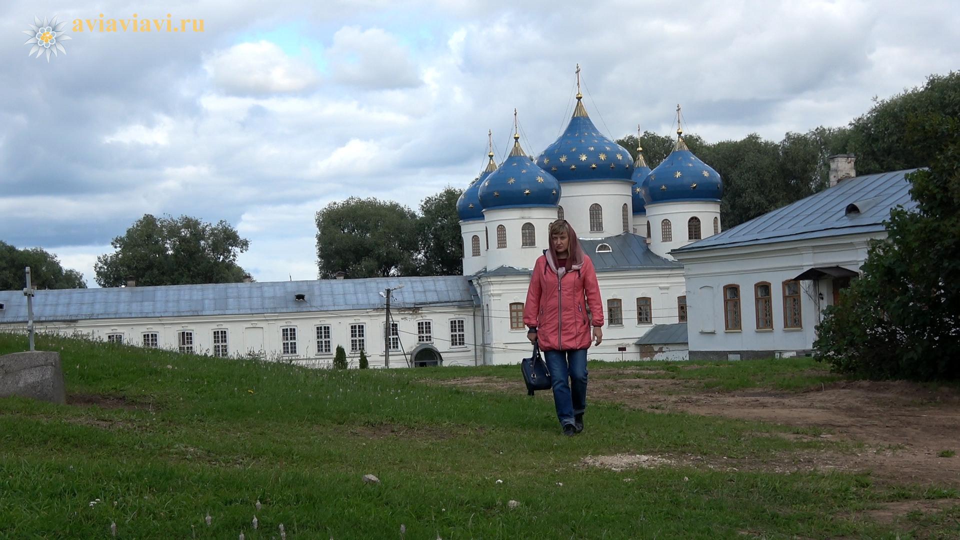 Крестовоздвиженский собор в Великом Новгороде